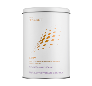 Life By Seacret DAY (28 Sachets) - Orange