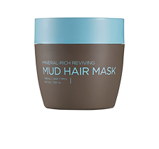 Mineral-Rich Reviving Mud Hair Mask