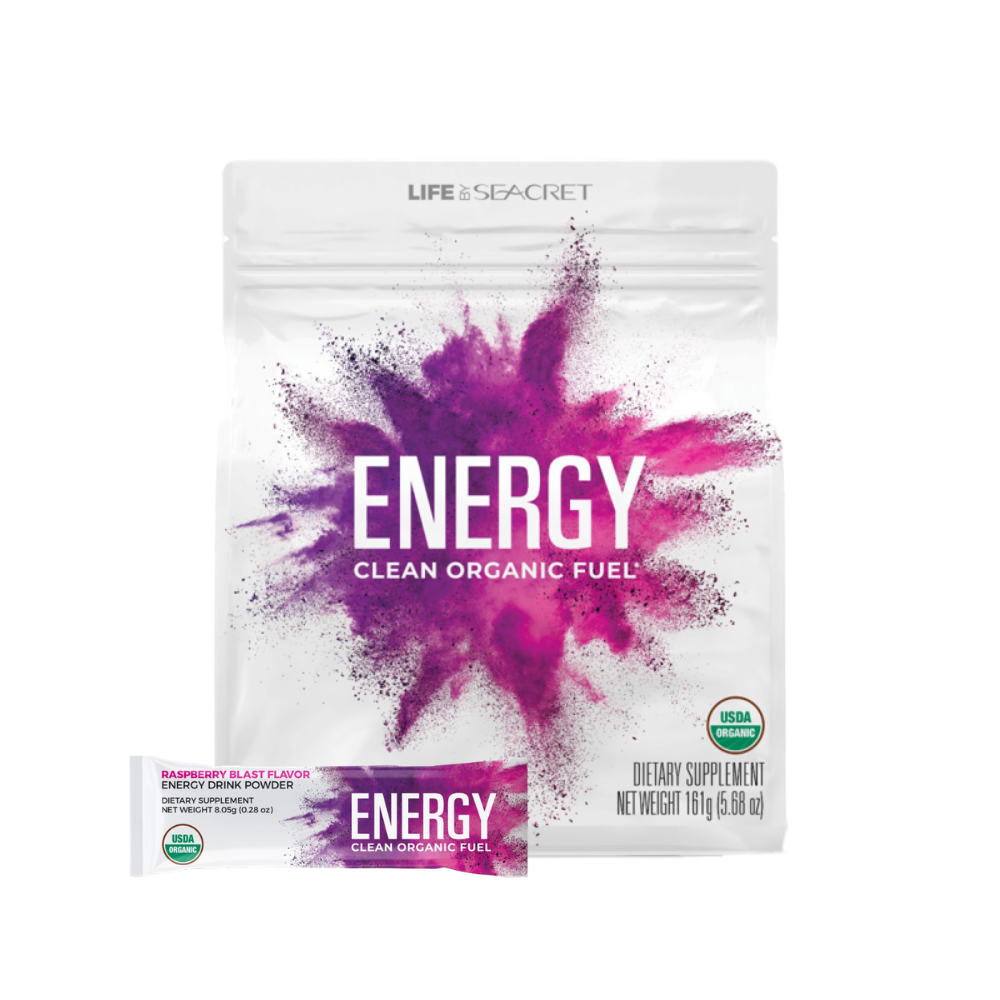 ENERGY - Clean Organic Fuel