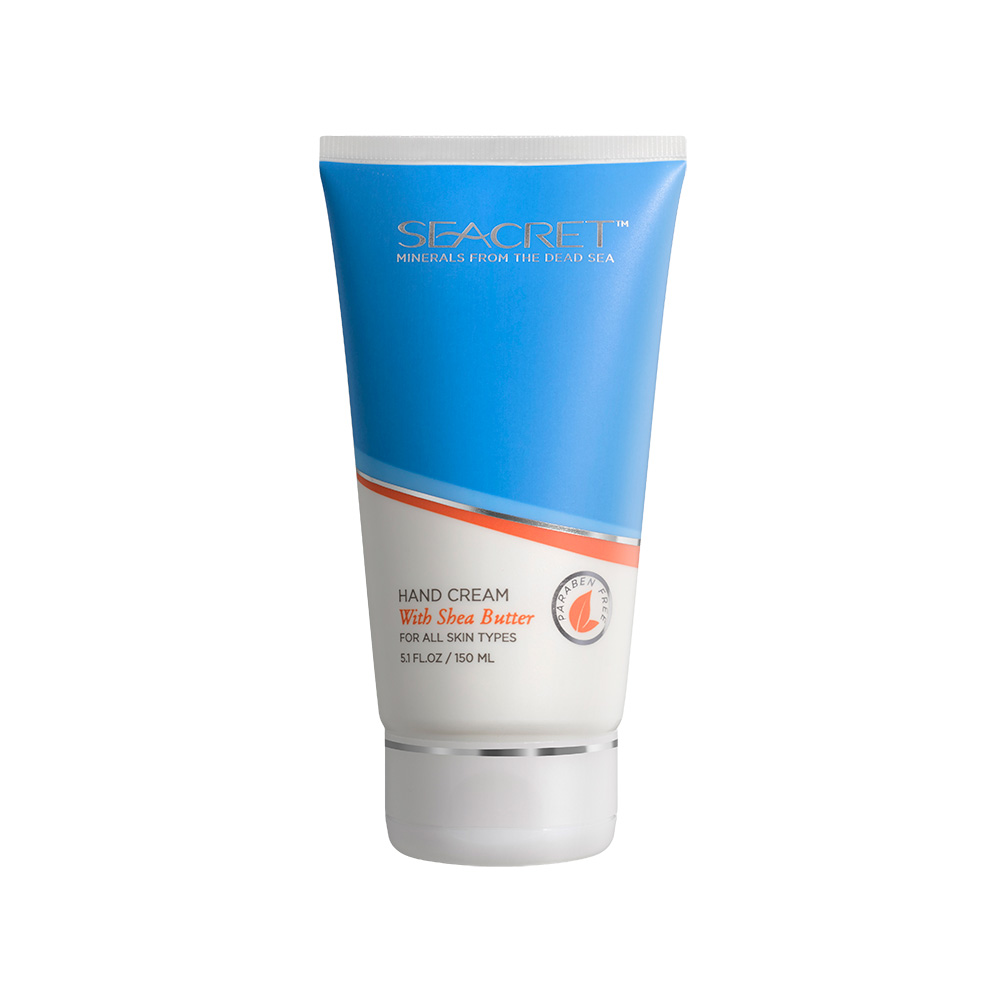 Hand Cream with Shea Butter