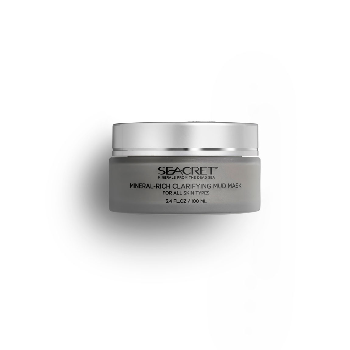Mineral-Rich Clarifying Mud Mask - Mineral-Rich Clarifying Mud Mask